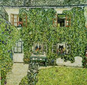 Forsthaus In Weissenbach Am Attersee - Forestry House In Weissenbach On Attersee-Lake, 1912