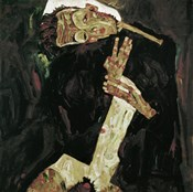 The Poet (Self-Portrait), 1911