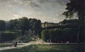 The Park At Saint-Cloud, 1865