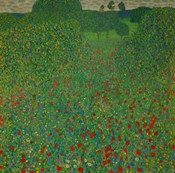A Field Of Poppies, 1907