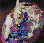 """The Virgin (""""""""Die Jungfrau""""""""), 1913"""