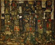 Waldandacht (Shrines In The Wood), 1915