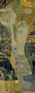Wasserschlangen (Watersnakes),  1904-1907