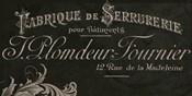 Signes Francais VII
