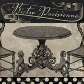 Bistro Parisienne I