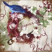 Bluebird Christmas I