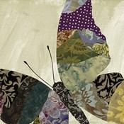Butterfly Brocade I