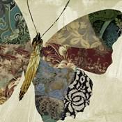Butterfly Brocade II