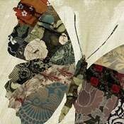 Butterfly Brocade III