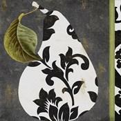 Decorative Pear I