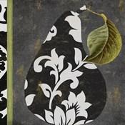 Decorative Pear II
