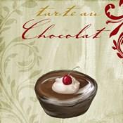 Tartes Francais, Chocolat