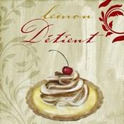 Tartes Francais, Lemon