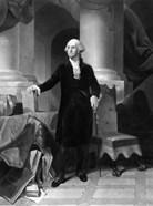 Vintage President George Washington