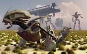 Robot Rebellion of 2150