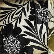Floral Jungle Lines I