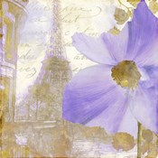 Purple Paris I