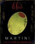 Olive Martini I