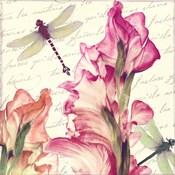 Dragonfly Morning I