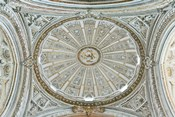 Catedral Mosque of Cordoba, Ceiling, Cordoba, Andalucia, Spain
