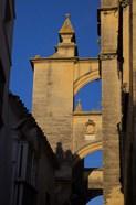 Archway in Arcos De la Frontera, Arcos De la Fontera, Andalusia, Spain