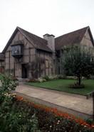 Home of William Shakespeare, Stratford-upon-Avon, England