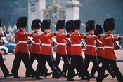 Changing of the guards, London, England