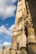 Royal Lion Detail, Westminster, London, England
