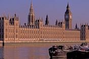 Parliament and Big Ben, London, England