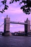 Tower of London Bridge, London, England
