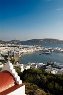 Inner harbor of Mykonos, Chora, Mykonos, Greece