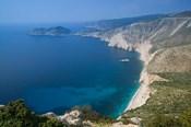 Coastline View, Assos, Kefalonia, Ionian Islands, Greece