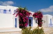 Greek Architecture, Mykonos, Greece