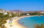 Krios Beach, Paros, Greece