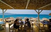 St Stefanos Beach, Mykonos, Greece