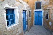 Very Old Building Built, Oia, Santorini, Greece