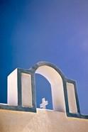 Arch, Firostefani, Santorini, Greece