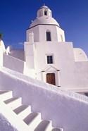 White Architecture, Santorini, Greece