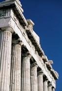 The Acropolis, Attica, Athens, Greece