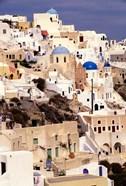 Traditional Architecture on Santorini, Greece