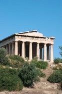 Temple of Hephaestus, Ancient Architecture, Athens, Greece