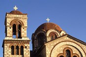 St Nicholas Greek Orthodox Church, Delphi, Greece