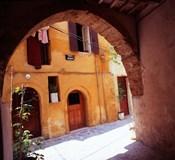 Venetian Houses, Old Town, Chania, Western Crete, Greece