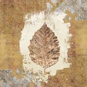 Gilded Leaf VI
