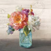 French Cottage Bouquet I
