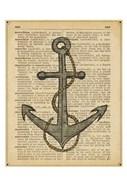 Nautical Series - Anchor