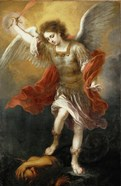 Archangel Michael Hurls the Devil into the Abyss, c. 1665-1668