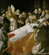 Death of Saint Bonaventura, 1627