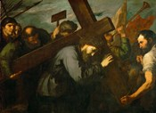 Christ Carrying the Cross, c. 1630