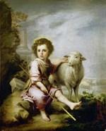 The Good Shepherd, around 1665.
